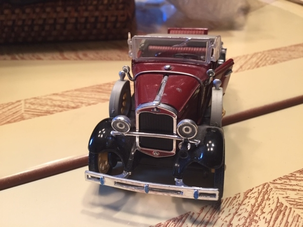 Model A front