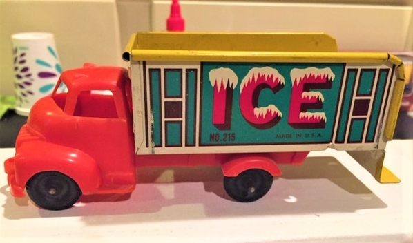 Ice Truck side view
