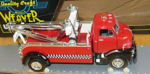 ERTL COE tow truck