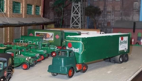 Wood trailer Pilznet Urguel 2