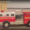 ERTL Fire Engine