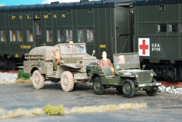 Army Cars and Vehicles