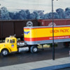 UP truck and trailer-188