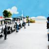 Four Agency Cars