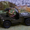 Army Jeep and soldiers #6 (1 of 1)