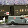 Military Hospital Troop Train #6 (1 of 1)