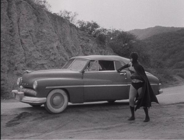 1949-Batman-and-Robin-Serial-1949-Mercury-Eight-Convertible-9CM-76-Batmobile