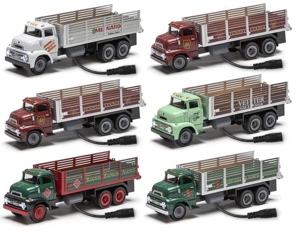 1956 Stake Trucks