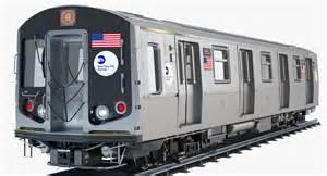 Premier subway R160 new model.