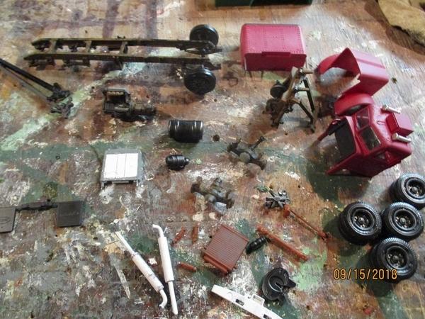 2) junkyard [3) crp