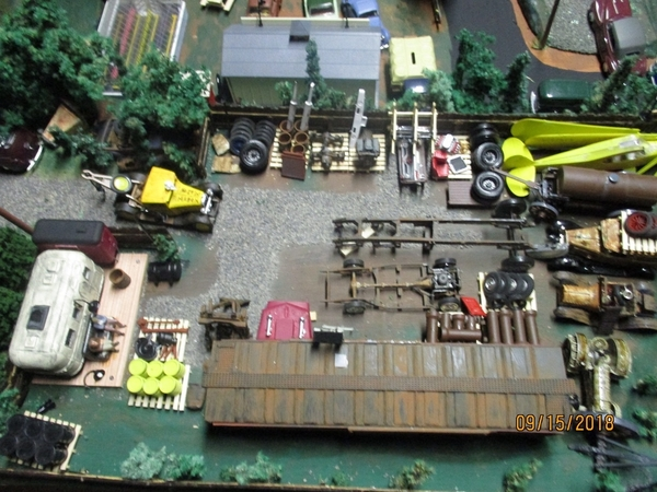 2) junkyard [10) crp