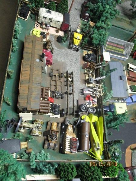 2) junkyard [14) crp