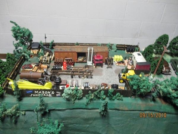 2) junkyard [12) crp