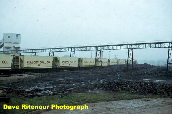Hoppers Peabody Coal 1971