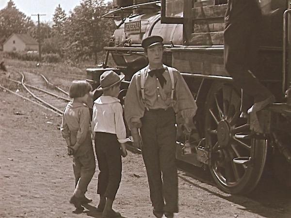 Genral Buster Keaton 1