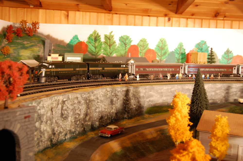 Let S See Your Pennsy Train Collection O Gauge Railroading On Line Forum