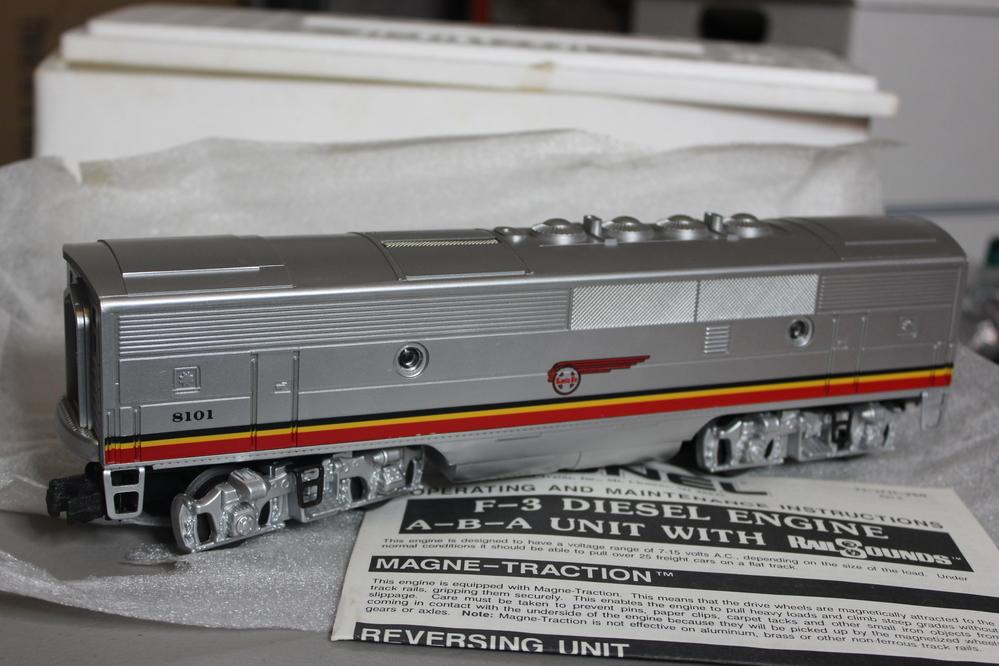 lionel santa fe warbonnet  | o gauge railroading on line forum on lionel  wiring schematics