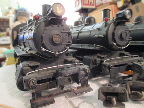Switchers for Tinplate