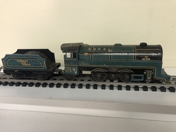 3978 passenger set loco and tender other side won