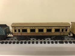 8-inch coach from won set