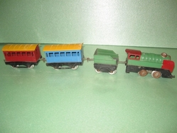 4-car passenger set