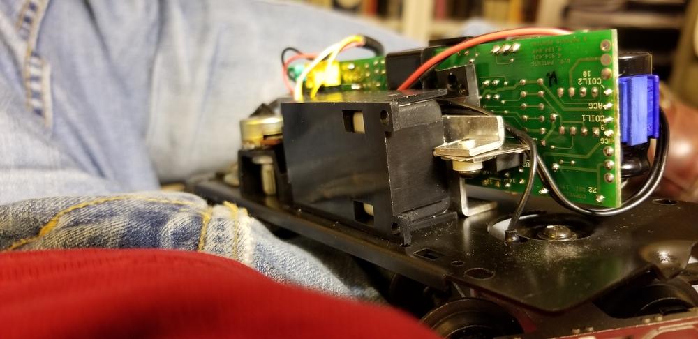 BCR remplacement pour locomotives à batteries 9V PS1 et PS2 MTH