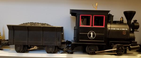 K-Line Porter With TMCC