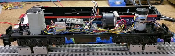 WBB Trainmaster TMCC Upgrade N2