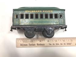 of 4-wheel coach