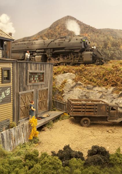 Kayla's Soap Railfan