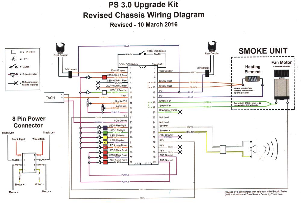 marker light wiring diagram question regarding adding marker lights to an mth gp40  20 20840 1  marker lights to an mth gp40  20 20840