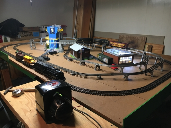 lionel layout 2018 one