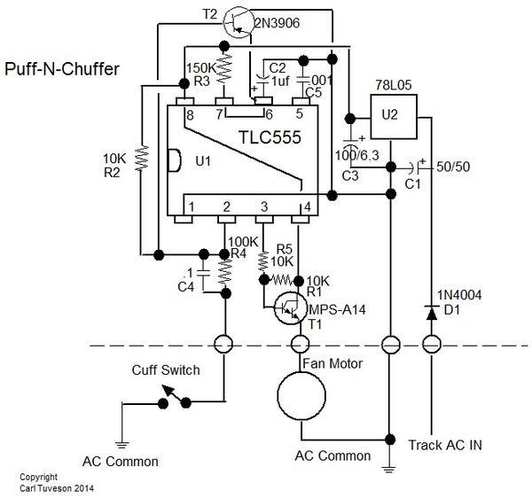 puffer- schematic