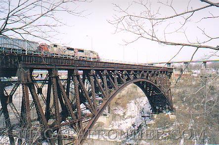 Bridge Design Decisions Where S Matt O Gauge Railroading On Line Forum
