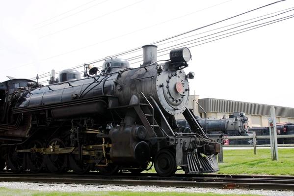 PENN Railroad A
