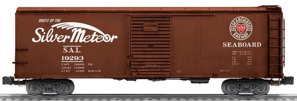 Lionel Seaboard Roundroof Boxcar 6-11730
