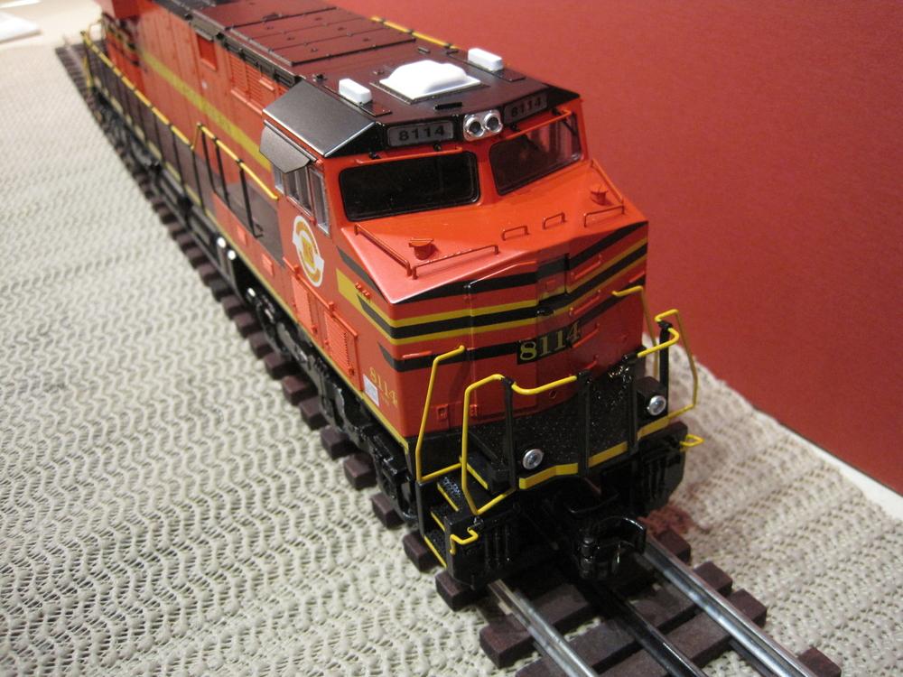 FS - MTH ES44AC RailKing Diesels   O Gauge Railroading On
