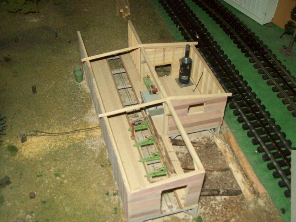Sawmill Ideas | O Gauge Railroading On Line Forum