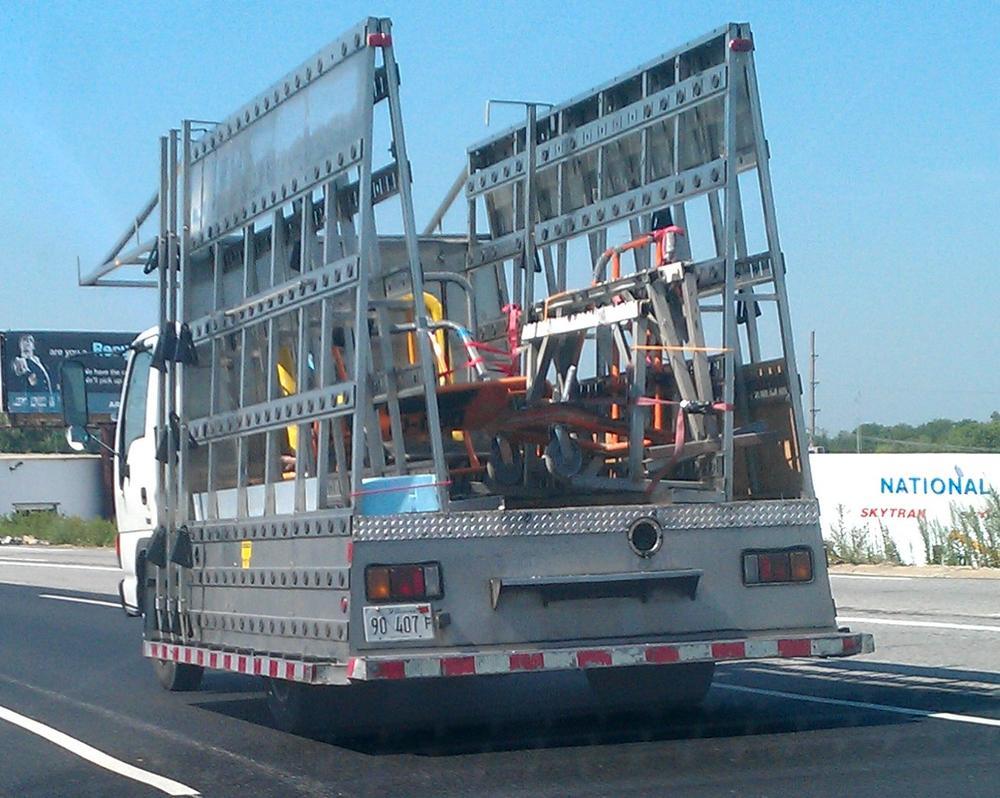 Glass Carrier Truck O Gauge Railroading On Line Forum