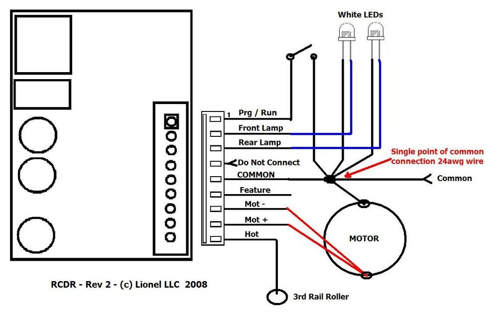 Help With Tmcc Electrical And Dc Motor on digital wire