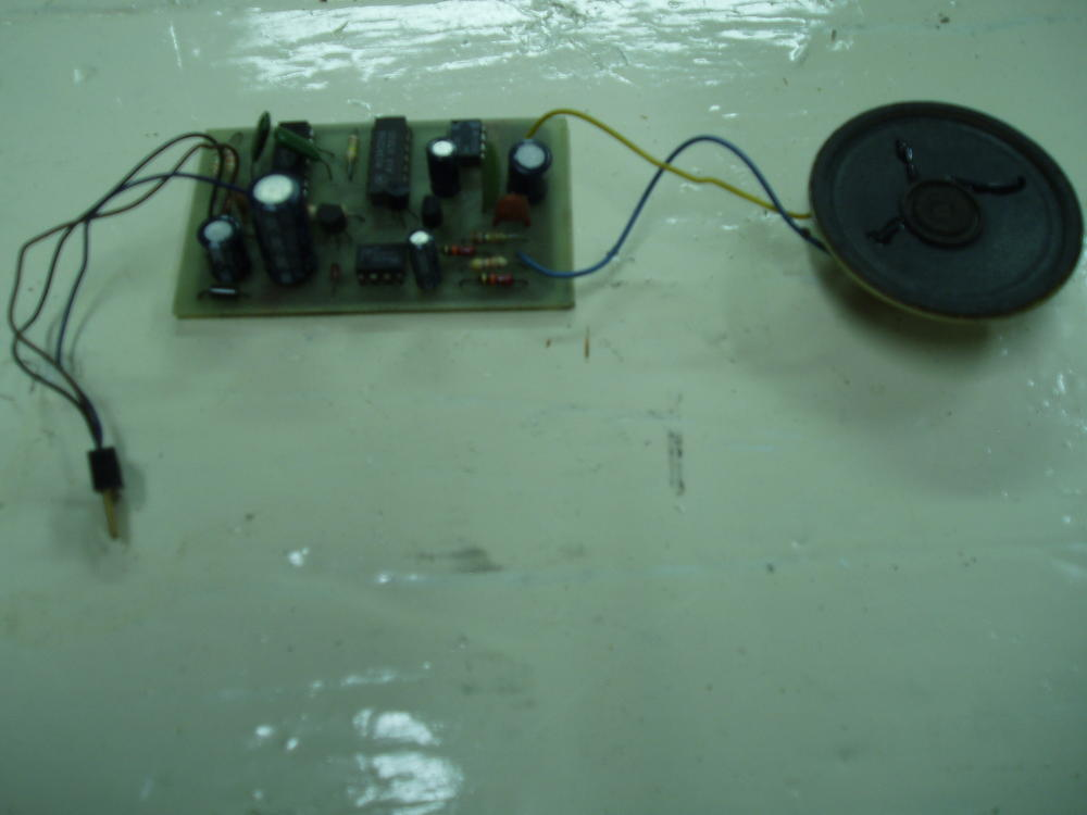 Lionel Sound Boards