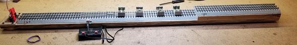John's Bench Test Track