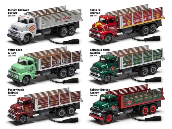 Stake Trucks 2
