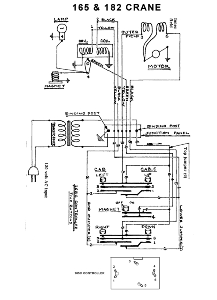 165C Wiring