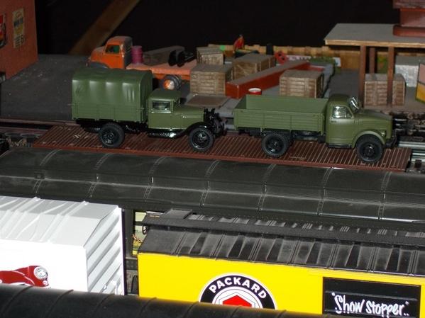 Russian Trucks