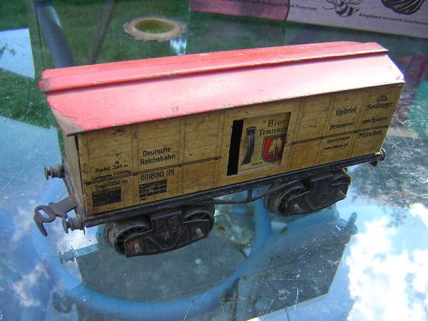 bier boxcar