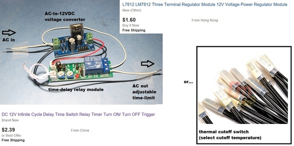 time limit relay modules