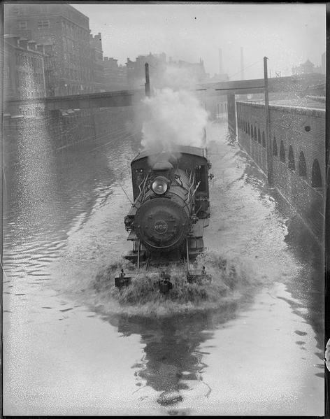 Steam Engines In Water 3