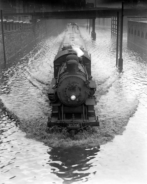 Steam Engines In Water 5