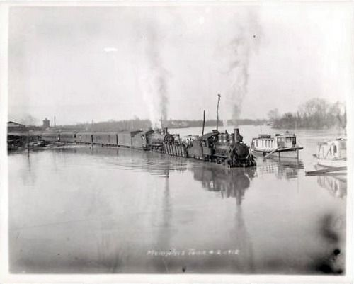 Steam Engines In Water 9